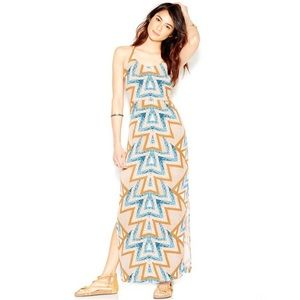 """NWT-Free People """"Serves You Right"""" Maxi Dress"""